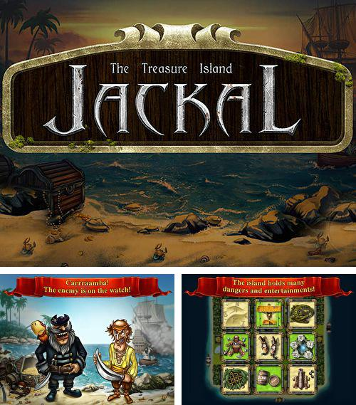 Скачать Jackal: Treasure island на iPhone бесплатно