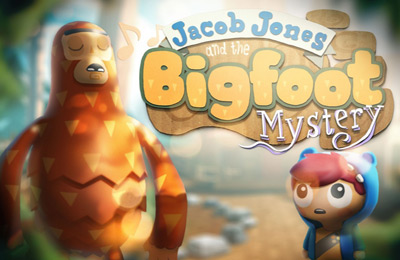 Jacob Jones and the Bigfoot Mystery: Episode 1