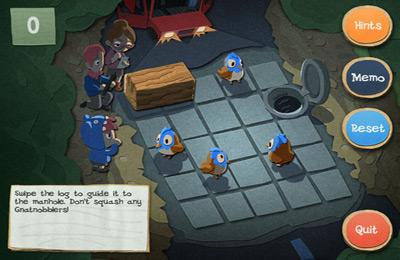 Écrans du jeu Jacob Jones and the Bigfoot Mystery: Episode 1 pour iPhone, iPad ou iPod.