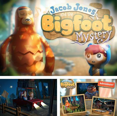 Además del juego Pandemia del universo: Infección de la Tierra para iPhone, iPad o iPod, también puedes descargarte gratis Jacob Jones and the Bigfoot Mystery: Episode 1.