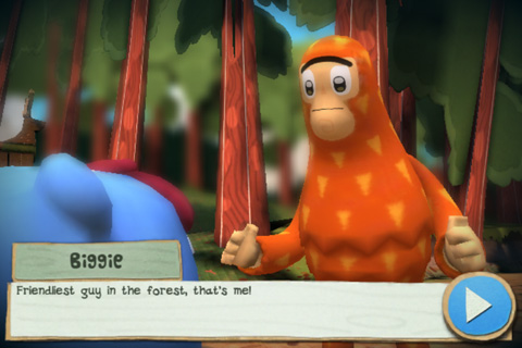Screenshots vom Spiel Jacob Jones and the Bigfoot Mystery: Episode 2 für iPhone, iPad oder iPod.