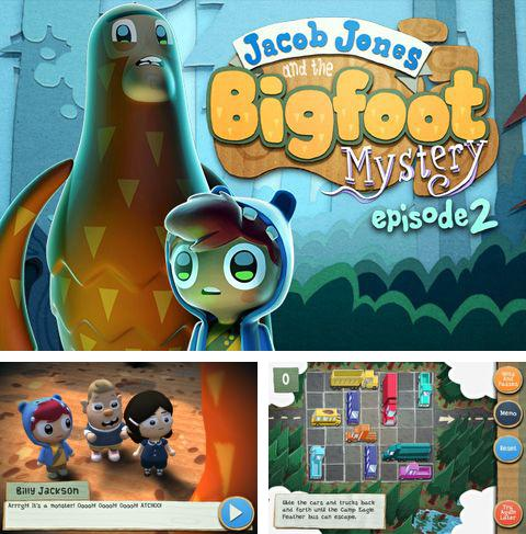Además del juego Metro 2033: Guerras para iPhone, iPad o iPod, también puedes descargarte gratis Jacob Jones and the Bigfoot Mystery: Episode 2.