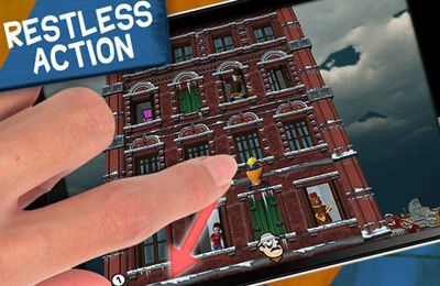 Capturas de pantalla del juego Jake Escapes para iPhone, iPad o iPod.