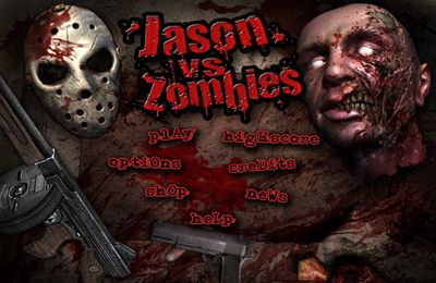 Jason vs Zombies