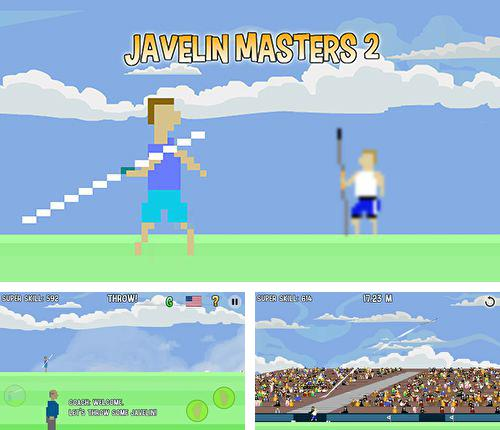 In addition to the game Real football 2012 for iPhone, iPad or iPod, you can also download Javelin masters 2 for free.