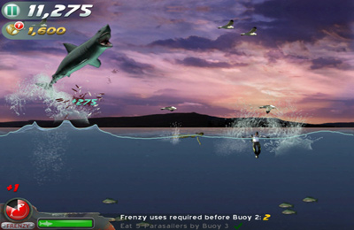 Free Jaws Revenge download for iPhone, iPad and iPod.