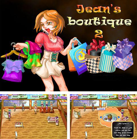 Descarga gratuita del juego Boutique de Jean 2 luchadores para iPhone.