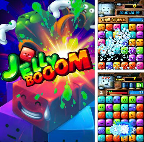 In addition to the game Pianista for iPhone, iPad or iPod, you can also download Jelly booom for free.