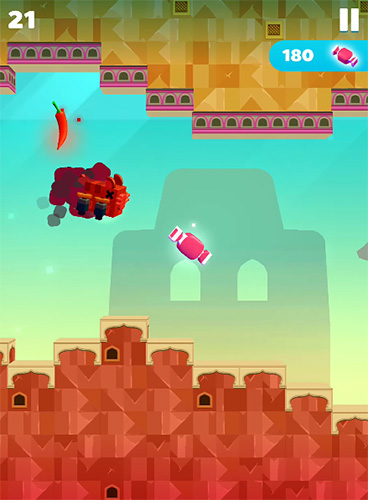 Download Jelly copter iPhone free game.