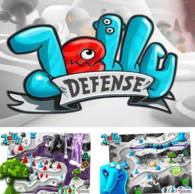 In addition to the game Bounty Hunter: Black Dawn for iPhone, iPad or iPod, you can also download Jelly Defense for free.
