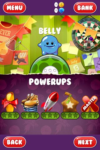 Download Jelly jumpers iPhone free game.