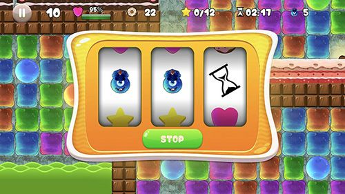 Download Jelly mess iPhone free game.