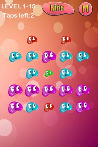 Descarga gratuita de Jelly puzzle popper para iPhone, iPad y iPod.