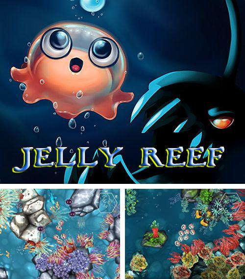 In addition to the game Crafty thief 3D for iPhone, iPad or iPod, you can also download Jelly reef for free.