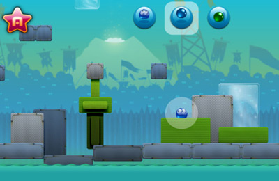 Free Jelly Wars download for iPhone, iPad and iPod.