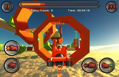 Free Jet Car Stunts download for iPhone, iPad and iPod.