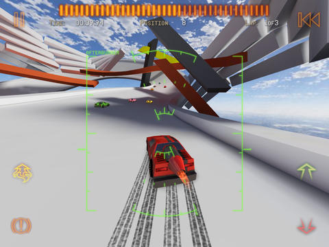 Free Jet car stunts 2 download for iPhone, iPad and iPod.