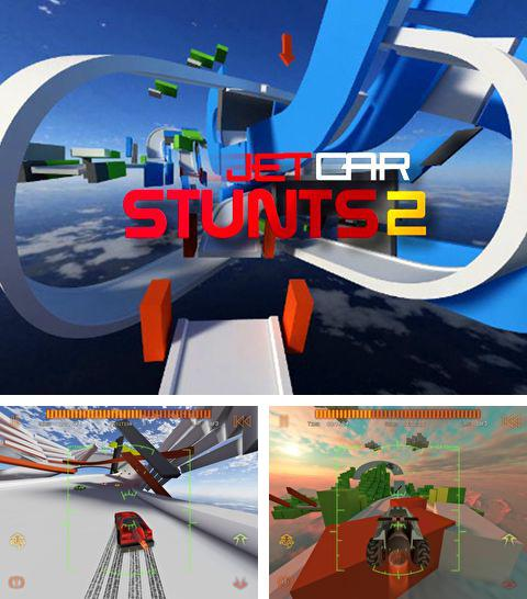 In addition to the game Prisoner 84 for iPhone, iPad or iPod, you can also download Jet car stunts 2 for free.