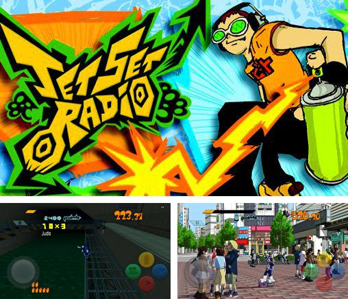 In addition to the game Game of thrones for iPhone, iPad or iPod, you can also download Jet set radio for free.
