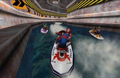 Free Jetski Extreme Racing download for iPhone, iPad and iPod.
