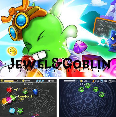 In addition to the game Men vs Machines for iPhone, iPad or iPod, you can also download Jewel and goblin for free.
