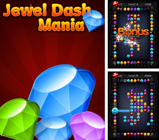 In addition to the game Pool break for iPhone, iPad or iPod, you can also download Jewel dash mania for free.