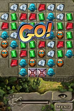 Free Jewel Quest! download for iPhone, iPad and iPod.