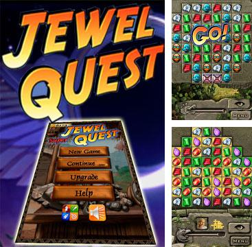 In addition to the game Bubba the Blowfish for iPhone, iPad or iPod, you can also download Jewel Quest! for free.