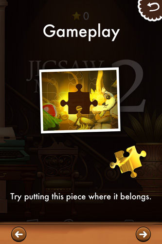 Free Jigsaw mansion 2 download for iPhone, iPad and iPod.