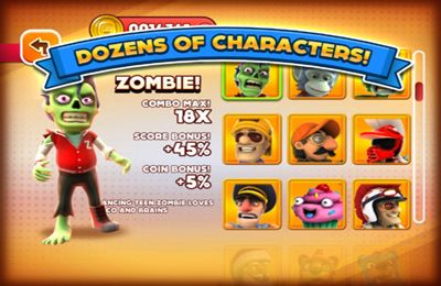 Download Joe Danger iPhone free game.
