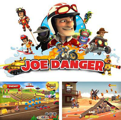 In addition to the game Doodle Arcade Shooter for iPhone, iPad or iPod, you can also download Joe Danger for free.