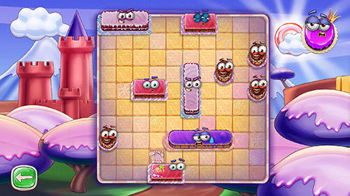 Écrans du jeu Jolly battle pour iPhone, iPad ou iPod.