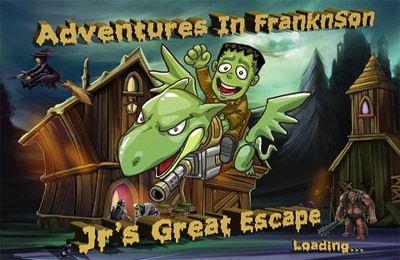Jr's Great Escape - Adventures with FranknSon Monsters