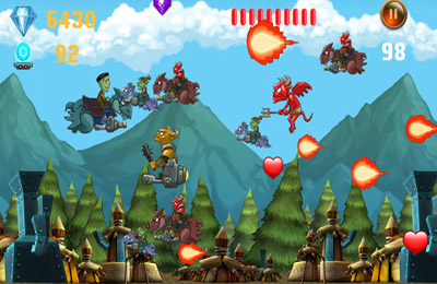 Téléchargement gratuit de Jr's Great Escape - Adventures with FranknSon Monsters pour iPhone, iPad et iPod.