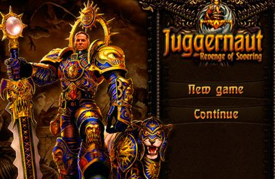 Juggernaut. Revenge of Sovering