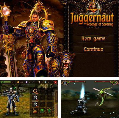 In addition to the game Balls and holes for iPhone, iPad or iPod, you can also download Juggernaut. Revenge of Sovering for free.