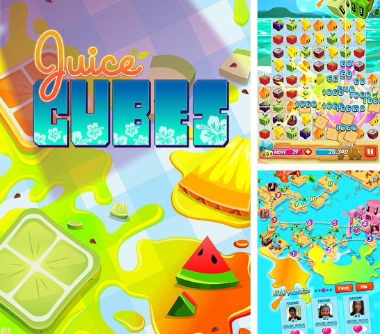 In addition to the game Mysterium: The board game for iPhone, iPad or iPod, you can also download Juice Cubes for free.