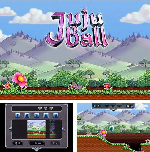 In addition to the game Pipe land roll for iPhone, iPad or iPod, you can also download JuJu ball for free.