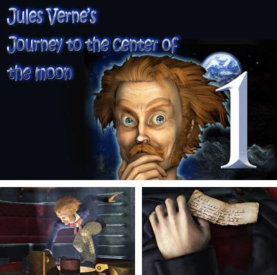 En plus du jeu Héro du siège. Sorcier pour iPhone, iPad ou iPod, vous pouvez aussi télécharger gratuitement Le Voyage vers le Centre de le Lune de Jules Verne - Partie 1, Jules Verne's Journey to the center of the Moon – Part 1.