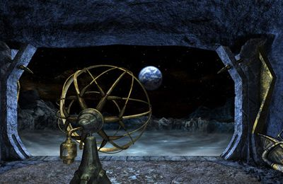 Écrans du jeu Jules Verne's Journey to the center of the Moon – Part 3 pour iPhone, iPad ou iPod.