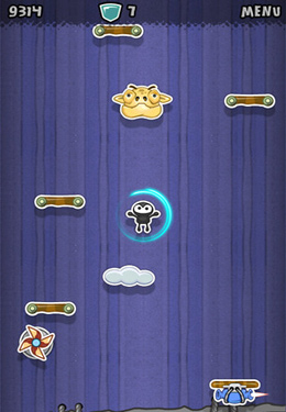 Descarga gratuita de Jump and Fly para iPhone, iPad y iPod.