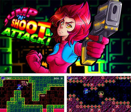 In addition to the game MT: Wrath Of Ator for iPhone, iPad or iPod, you can also download Jump and shoot: Attack for free.