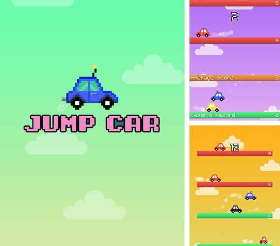 In addition to the game Cluck 'n' Load: Chicken & Egg Defense, Full Game for iPhone, iPad or iPod, you can also download Jump car for free.