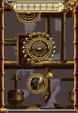 Download Jump O'Clock iPhone free game.