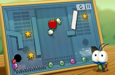 Capturas de pantalla del juego Jump Out! para iPhone, iPad o iPod.