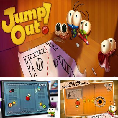 In addition to the game Table zombies: Augmented reality game for iPhone, iPad or iPod, you can also download Jump Out! for free.