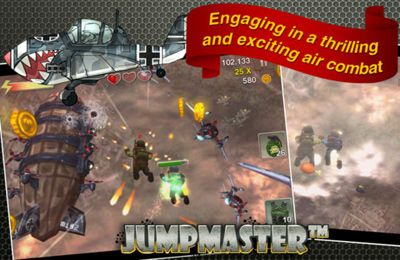 Download Jumpmaster iPhone free game.