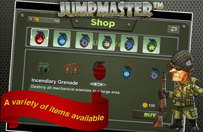 Free Jumpmaster download for iPhone, iPad and iPod.