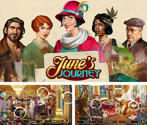 Download June's journey: Hidden object iPhone free game.