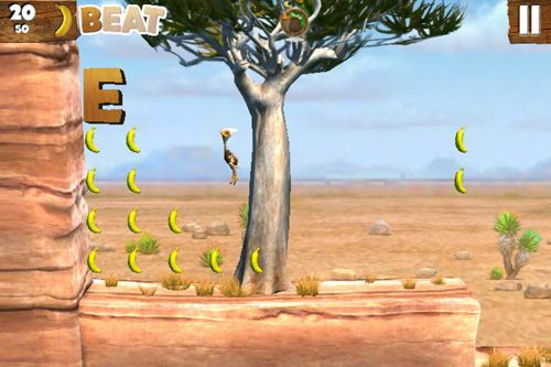 Download Jungle beat iPhone free game.